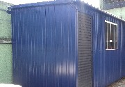 Kitnet container- 15m2